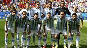 EL PASO DE ARGENTINA POR EL MUNDIAL BRASIL 2014